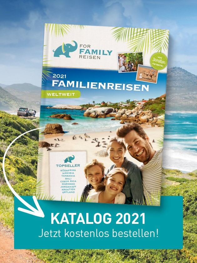 Katalog For Family Reisen 2021