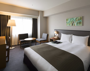 Japan mit Kindern - Japan for family - Hotel Aranvert - Zimmer
