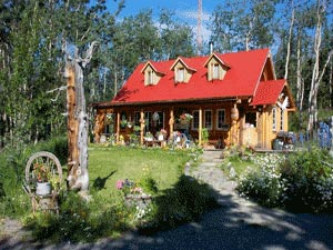 Kanada mit Kindern - Kanada for family - The Cabin