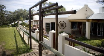 Garden Route mit Kindern - Oyster Bay Lodge