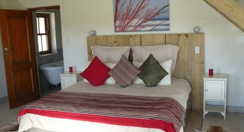 Garden Route Familienreise - Oyster Bay Lodge Zimmer