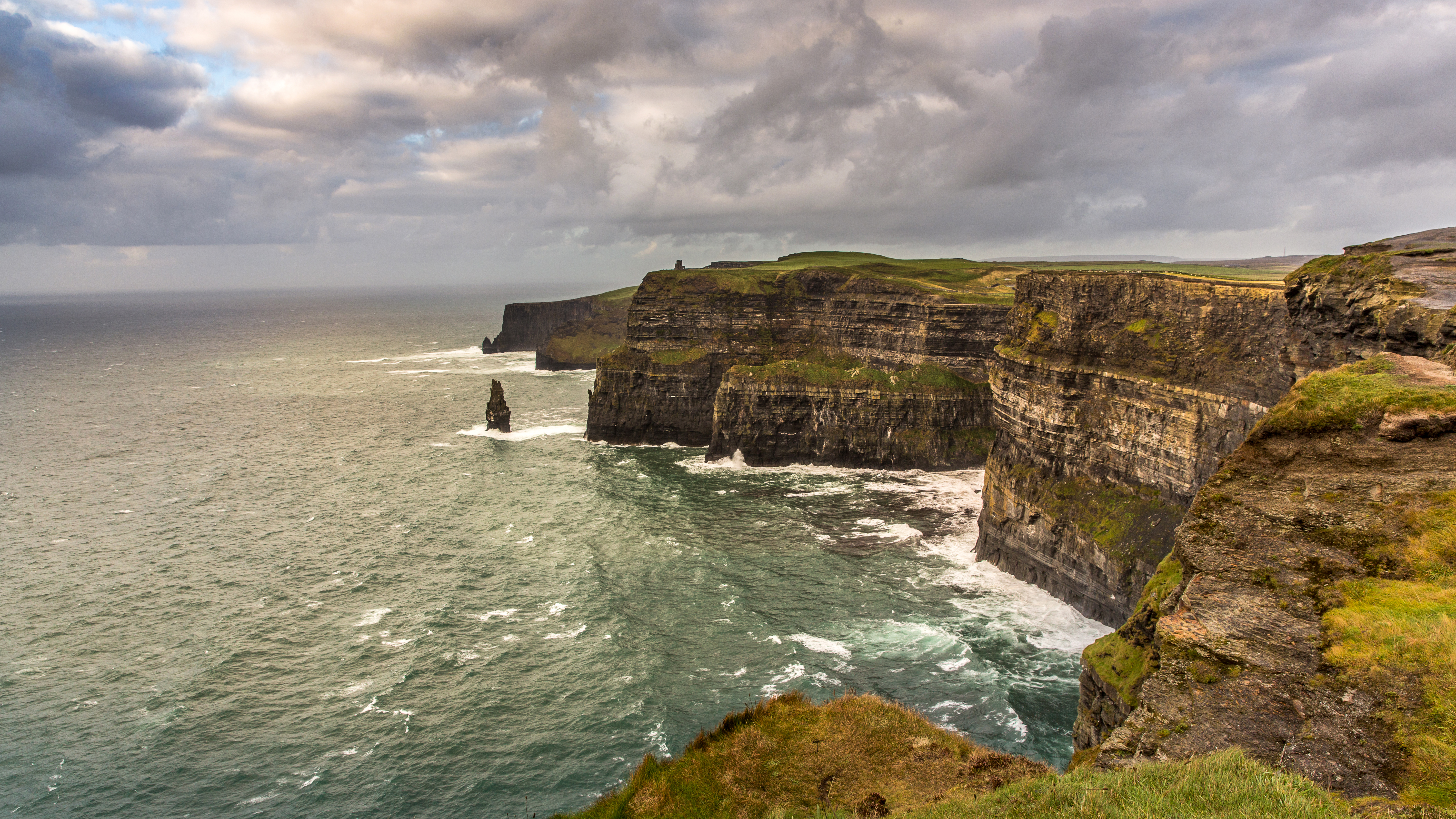 Irland mit Kindern - Irland for family - Cliffs of Moher