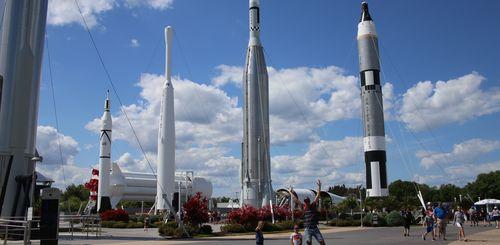 Florida Familienreise - Kennedy Space Center