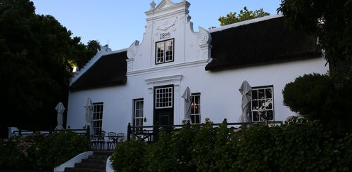 Garden Route for family - Weingut Stellenbosch