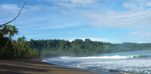 Costa Rica mit Kindern - Costa Rica for family - Strand und Meer