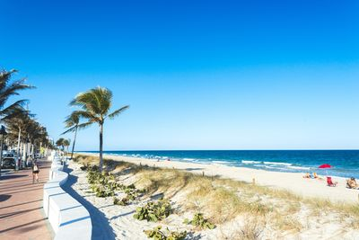 Florida Familienreise - Florida for family - Fort Lauderdale Strand