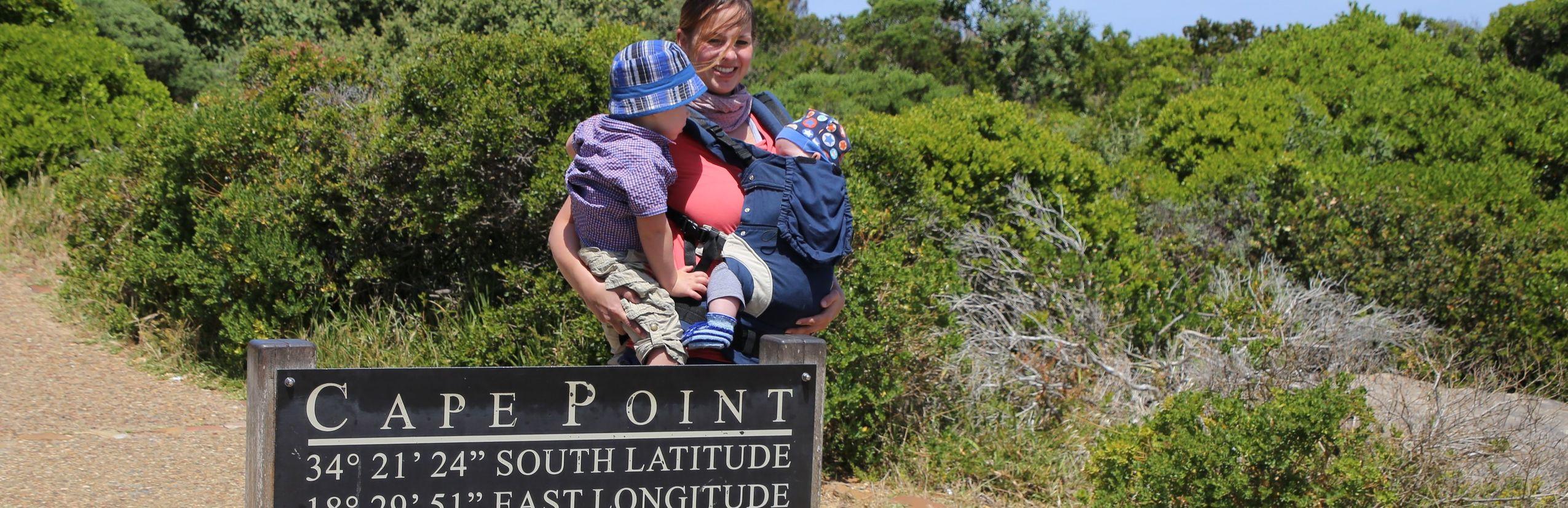 fernreise mit kleinkind