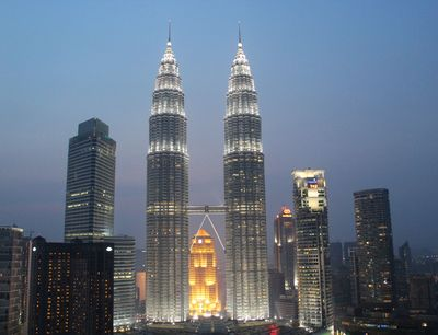 Malaysia Familienreise - Malaysia for family individuell - Kuala Lumpur - Twin Towers