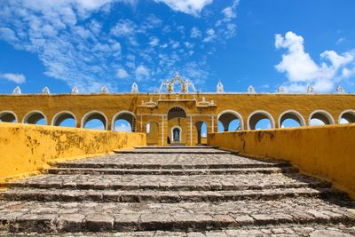Mexiko Familienreise - Mexiko for family - Izamal