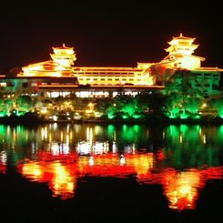 China mit Teenagern - China Family & Teens - Guilin Park Hotel