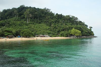 Malaysia Familienreise - Malaysia for family individuell - Tioman Insel