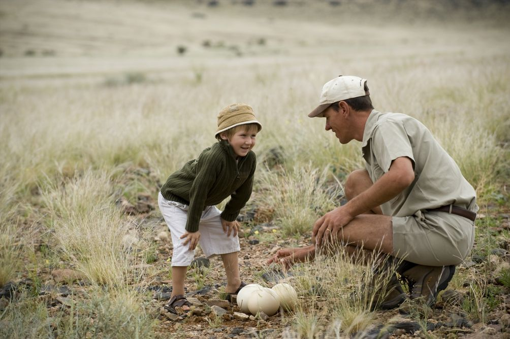 Namibia mit Kindern - Namibia for family - Guide