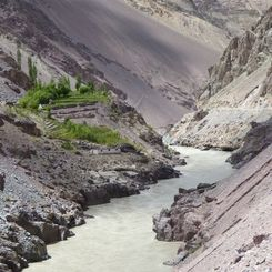 Familienurlaub Ladakh - Ladakh Teens on Tour - Indus Fluss