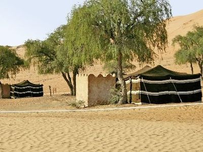 Familienurlaub Oman - Oman for family - 1000 Nights Camp