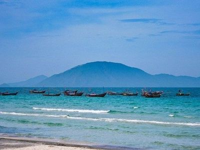 Vietnam mit Kindern - Vietnam for family - Strand