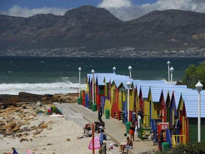 Garden Route for family - Cape Bay - Tag 1-3