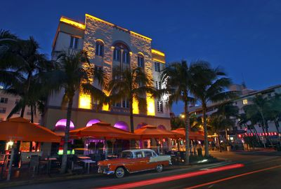 Florida Familienreise - Florida for family - Miami Art Deco Viertel