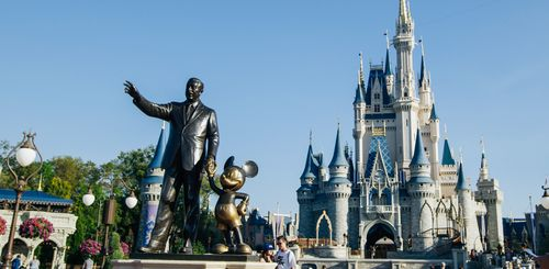 Florida Familienreise - Disney World