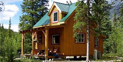 Kanada mit Kindern - Kanada for family - Wheatonriver Cabin