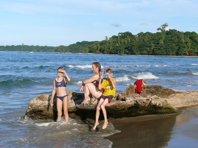 Familienreise Costa Rica - Costa Rica for family - Familie am Strand