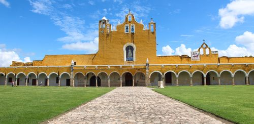 Familienreise Mexiko - Mexiko for family - Izamal