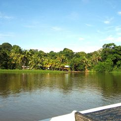 Costa Rica mit Kindern - Costa Rica for family individuell - Kanal in Tortuguero