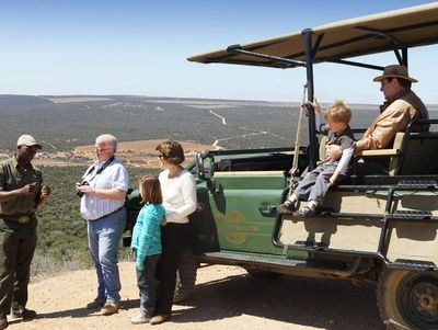 Familienurlaub Garden Route - Garden Route for family individuell - Zuurberg Inn Game Driver