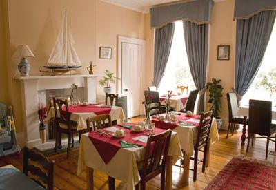 Schottland Familienreise im Mietwagen - Schottland for family individuell - The Bonnington Guest House