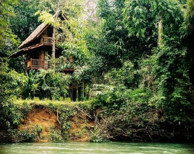 Thailand mit Kindern - Khao Sok Nationalpark - Our Jungle Camp