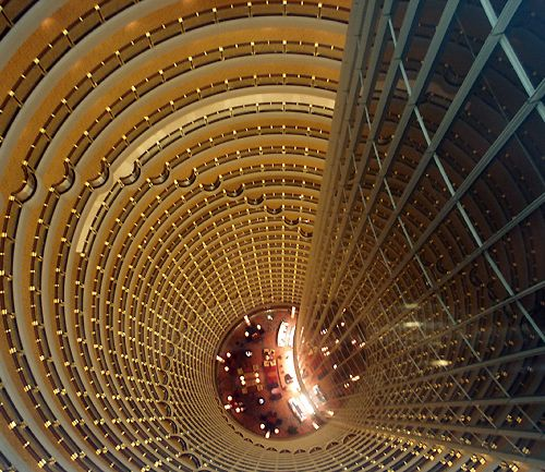 China mit Teenagern - China Family & Teens - Shanghai Jinmao Tower