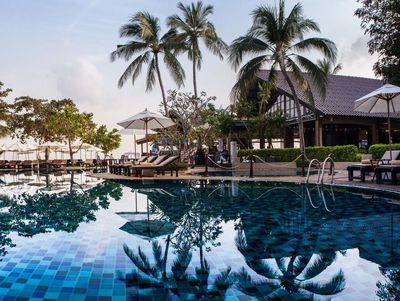 Thailand mit Kindern - Peace Resort - Pool