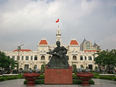 Vietnam mit Kindern - Vietnam for family individuell - Parlament Ho Chi Minh City