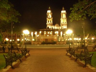 Mexiko Familienreise - Mexiko for family - Campeche