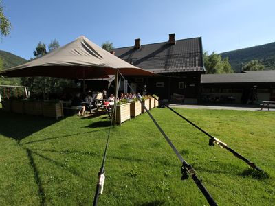 Norwegen Familienreise - Norwegen for family - Heidal Rafting Camp