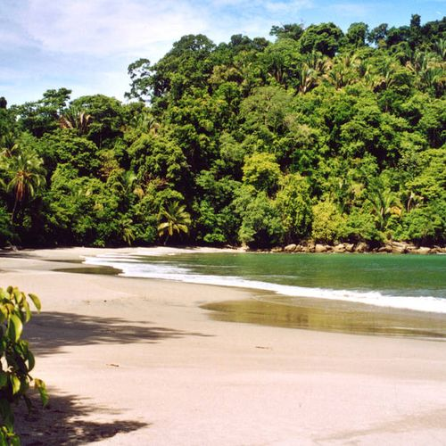 Costa Rica mit Kindern - Costa Rica for family individuell - menschenleerer Strand