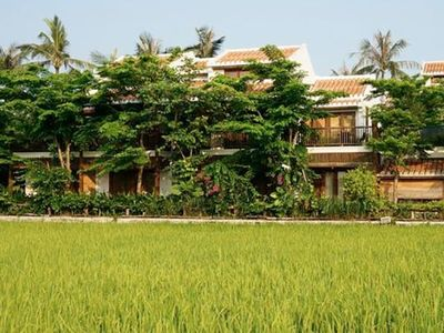 Familienreise Vietnam - Vietnam for family individuell - Hoi An Chic Hotel