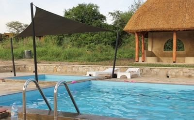 Uganda Familienurlaub - Uganda Family & Teens - Fort Murchison Pool