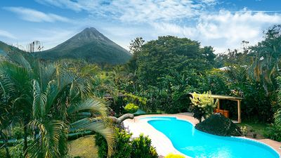 Costa Rica mit Kindern - Costa Rica for family - Hotel Arenal Montechiari