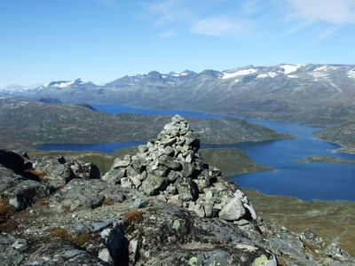 Norwegen Familienreise - Norwegen for family - Nationalpark Jotunheimen